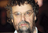 Playwright Stephen Poliakoff