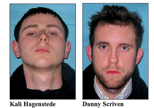 Kali Hagenstede & Danny Scriven