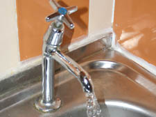 Now is the time to save money. Use tap water
