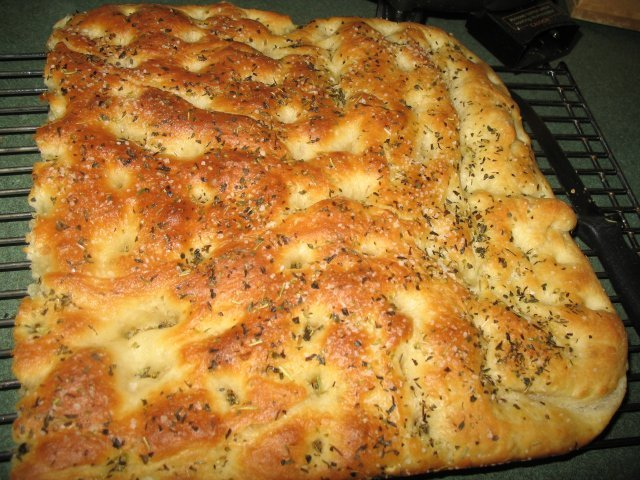 Camden New Journal - Recipe for Focaccia bread By Clare Latimer