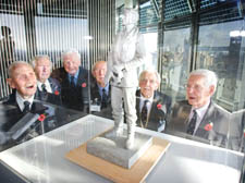 RAF hero statue bid takes off