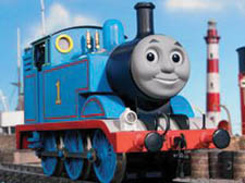 Thomas the Tank Engine is now animated in Canada