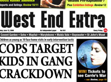 COPS TARGET KIDS IN GANG CRACKDOWN